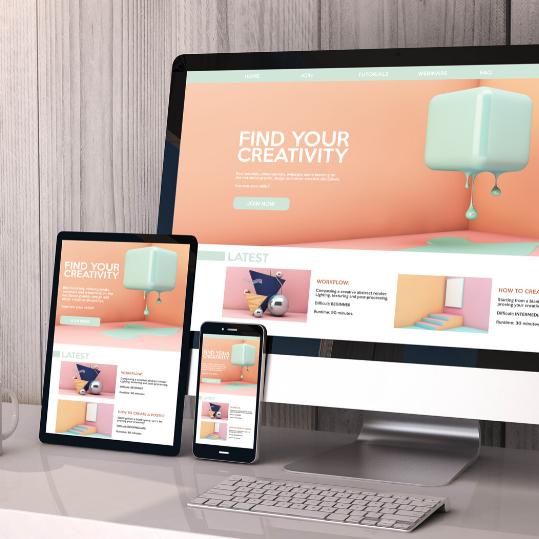 All(n) Designs Website Design